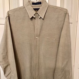 Ralph Lauren Men's Long Sleeve Shirt 15 1/2 34-35